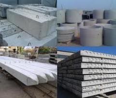 Строительные плиты железобетонные