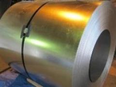 Рулон оцинкованный б 1,0 мм