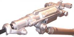 Молоток бурильный,  перфораторы для рудников...
