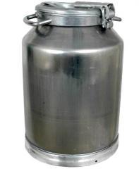 锡、黑色金属容器