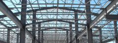 Крыша складская