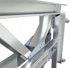 Конструкция легкая стальная тонкостенная