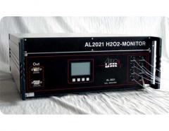 Онлайн анализатор пероксида водорода (H2O2)...