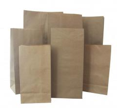 Bags for dry construction mixtures