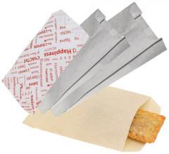 Paper package under fast - foot 12*8,5*27 density