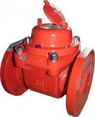 Турбинный счетчик воды WPH-N, 90°C, DN 65, Qn 25,