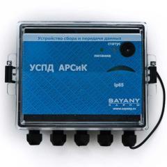Устройство передачи РМД-Ethernet УСПД АРСиК
