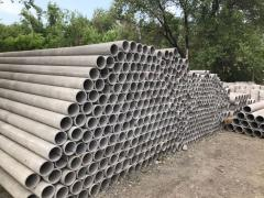 Asbestos-cement pipe BNT 100