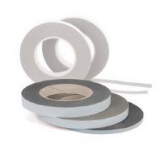 Двухсторонние ленты,  6 мм