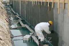 Waterproofing for shower