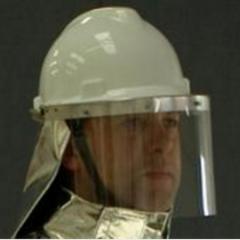 Шлем для пожарных MK 3 SOLAS