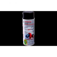 Аэрозольная краска HIGH TEMPERATURE 800°C Черный