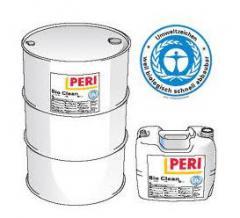Antiseptics for concrete, Peri Clean und BIO Clean
