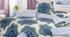 Комплект постельного белья Муранское кружево, сем