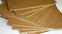Древесно-волокнистая плита высокой плотности