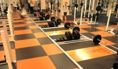 Покрытие для фитнес-зала