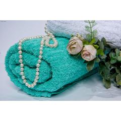Махровые полотенце / 100 на Х