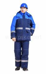 Куртка Сунтар  утепленная