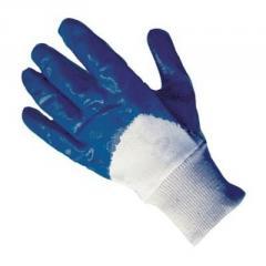 Перчатки нитриловые купить