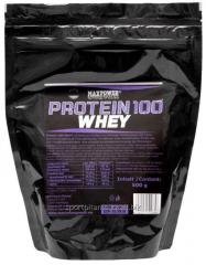 Proteins of Protein 100 WHEY, 500g package