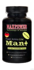 To lift MAN+ 1550mg testosterone, 100 tablets