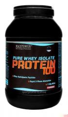 Protein of P100 PURE WHEY ISOLATE, 2000g