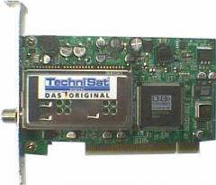PCI плата SkyStar 2 ver. 2.6