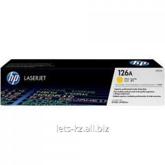 Картридж HP  CE312A (Art:3722)