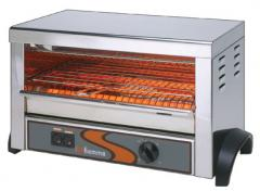 Toaster electric Fiamma firms (Portugal)