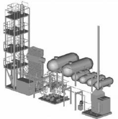 Установки по подготовке и переработке нефти и
