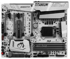 Материнская плата MSI  Z270 XPOWER GAMING TITANIUM (Art:904433806)