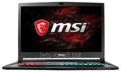 Ноутбук MSI GS73VR 7RF Stealth Pro 404KZ-BB7770H16G2T0X10SH (Art:904435854)