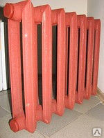 Радиаторы чугунные МС-90 секция
