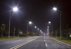 The lamp light-emitting diode street on 90 W