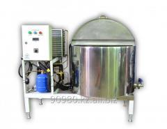 Танк-охладитель молока открытого типа от 100л