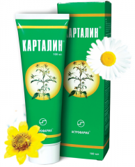 Ointment from psoriasis of Kartalin