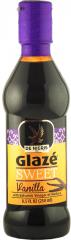 Соус-крем бальзамический De Nigris Glaze Ванильный 0,25л