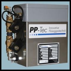 Погружные испарительные установки газа PP-TEC