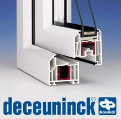 Окна из ПВХ профиля Deceunink -являются