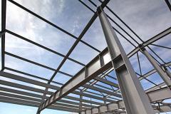 Металлоконструкция строительная