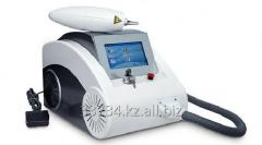 The neodymium Laser for removal of a tattoo and a