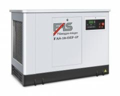Газовый генератор FAS-10-OZP1 (10 кВт)