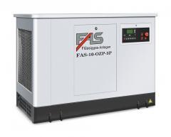 Газовый генератор FAS-10-OZP1/V (10 кВт)