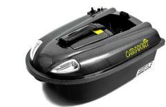 Кораблик для прикормки Carpboat Mini Carbon