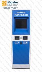 Street payment terminal Striter