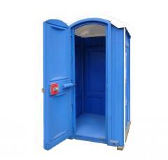Кабина туалетная уличная