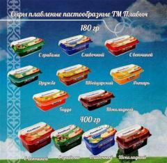 Плавленый сыр 5000 гр. Сливочный Horeca