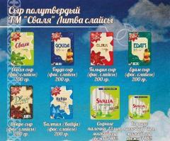 Сырные палочки 13 шт ТМ Сваля мягкий сыр свежый 40% 260 гр/10 шт