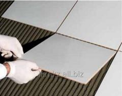 Tiled glue of klassichesiya Premix C1 Classic of