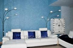 Silk Plaster in Almaty